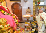 New Year 2014 Celebrations At Sai Baba Temple